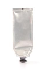 Blank packaging tube