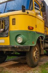 DDR Lastfahrzeug