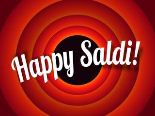 Happy saldi !