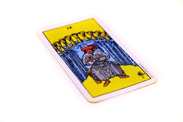 タロットカード カップ9