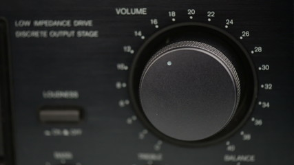 volume control up and down