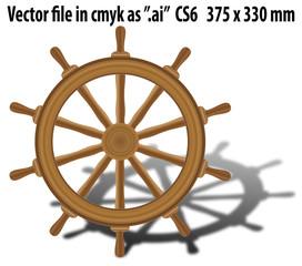 Steuerrad Helm wheel Steering wheel