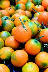 Mandarinen - Clementinen