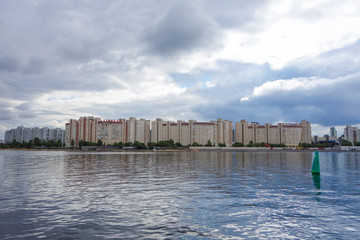 Neva River in St Petersburg