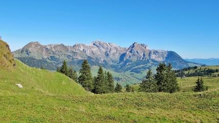 Blick auf den Alpstein