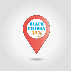 black Friday sales ,shopping 30 % offer