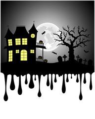 Cartolina di Halloween