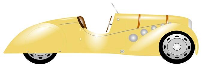 1938 sportster car