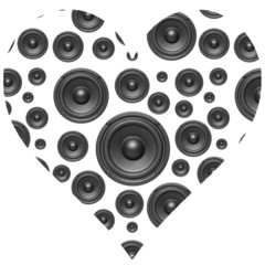 Audio Music Love Heart