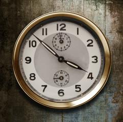 fondo orologio vintage