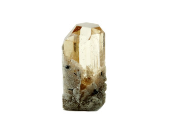 topaz yellow geological precious crystal