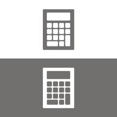 Icono calculadora BN