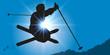 Zdjęcia na płótnie, fototapety, obrazy : SKI Acrobatique