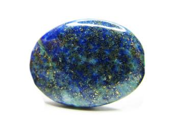 lazurite geological crystal