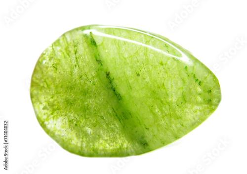 Foto op Plexiglas Edelsteen peridote geological crystal