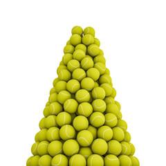 Tennis balls peak
