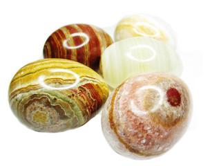 onyx eggs geological crystals