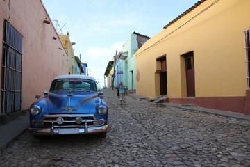 cubaine bleu