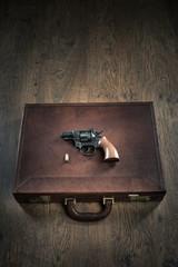 Gangster's revolver