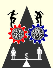 Equal Pay for Men and Women