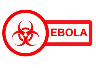 Label Ebola