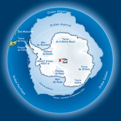 Pôles - Antarctique 1