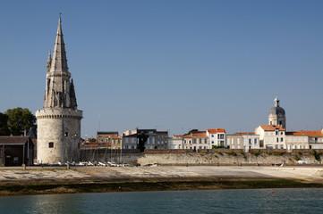 Tour de la Lanterne et ses fortifications - La Rochelle