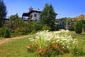 Rozhen Monastery in Bulgaria
