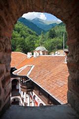 Rila Monastery Roof