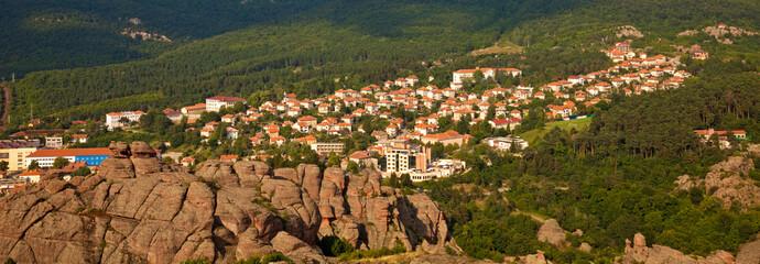 Belogradchik Town Panorama