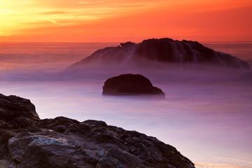 Ocean Sunset in San Francisco