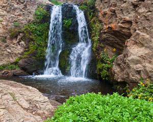 Upper Alamere Falls at Point Reyes
