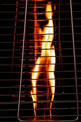 Fire ballerina