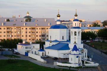 Christianity church in Kazan