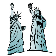 The Statue of Liberty 3