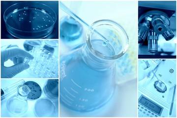 研究イメージ 微生物・化学