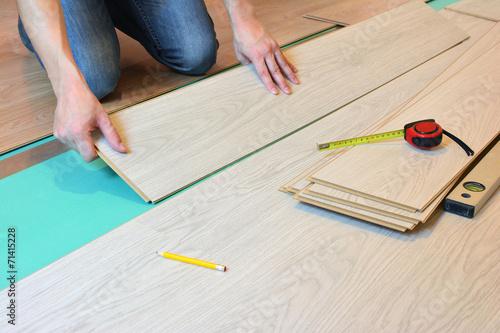 Panele podłogowe - 71415228