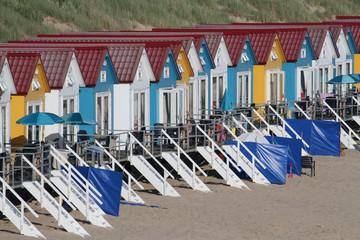 Ferienhäuser am Strand