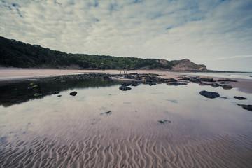 Retro Seaside beach scene.tif