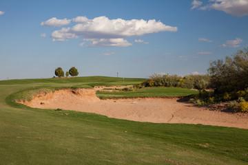 Desert Golf Course