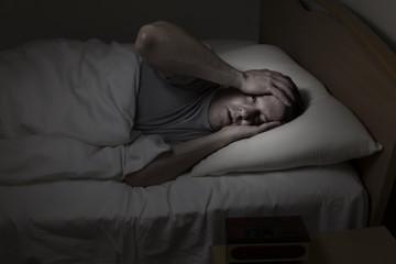 Mature Man having trouble Sleeping