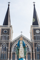 Madonna and Catholic Church