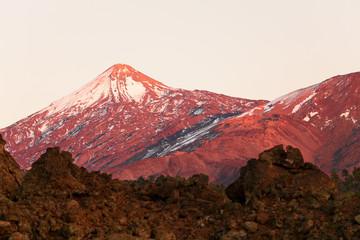 Tenerife - Teide volcano landscape