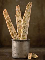 rustic traditional italian biscotti