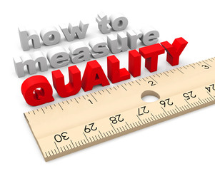 How to Measure Quality Improvement
