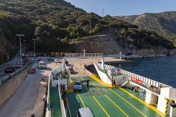 Embarcadère du Ferry pour Cres