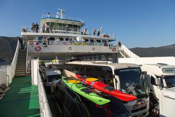 Ferry pour Cres