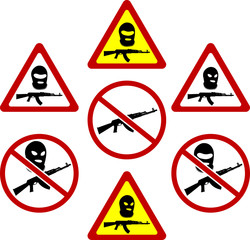 warning signs of terrorism