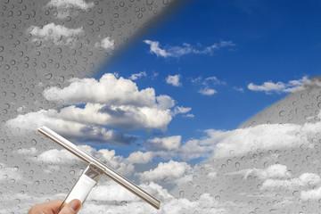 Regenwetter schöne Aussichten © Matthias Buehner