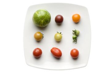 Verschiednee Tomaten